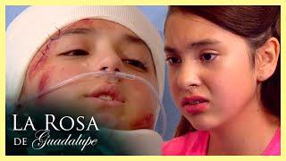 La Rosa de Guadalupe: Narda reconoce que le hizo mucho daño a Melisa   La edad de la punzada