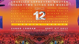 Global 12 Festival Teaser - Road Trip to Cargo London
