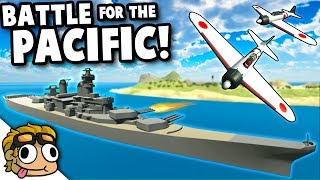WORLD WAR 2 BATTLE FOR THE PACIFIC! | Ravenfield Best Mods Gameplay (Early Access 11)