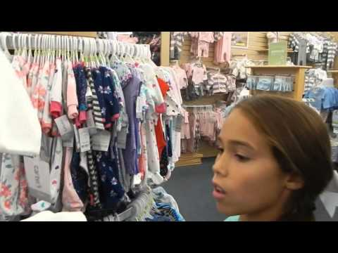 Reborn Baby Clothes Shopping at Buy Buy Baby with Nischi