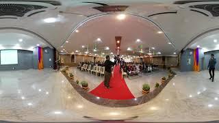 Chookar mere man ko (vocal) ASEEM MASIH 360 degree video