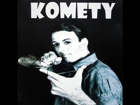 Komety - Runaway (Del Shannon Rockabilly Cover)
