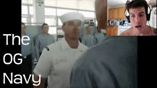 """Reacting to """"Old School"""" Navy Bootcamp"""