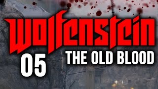 WOLFENSTEIN: OLD BLOOD [05] Tretboot in Seenot - Let