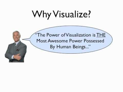 Brian Tracy Says To Visualize