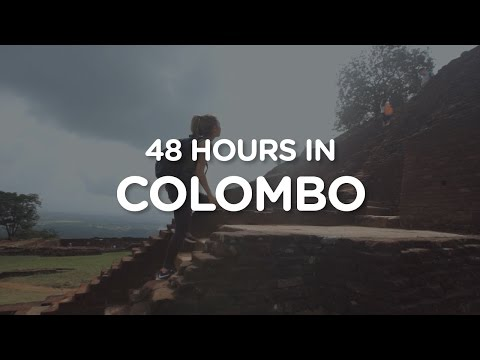 Episode 2: 48 Hours in Colombo, Sri Lanka