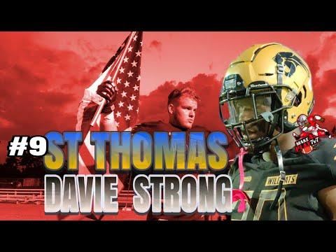 #9 St. Thomas Vs 5 Star James ( Willverine) Williams And Western