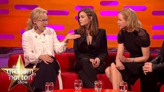 Meryl Streep and Nicole Kidman Discuss Women