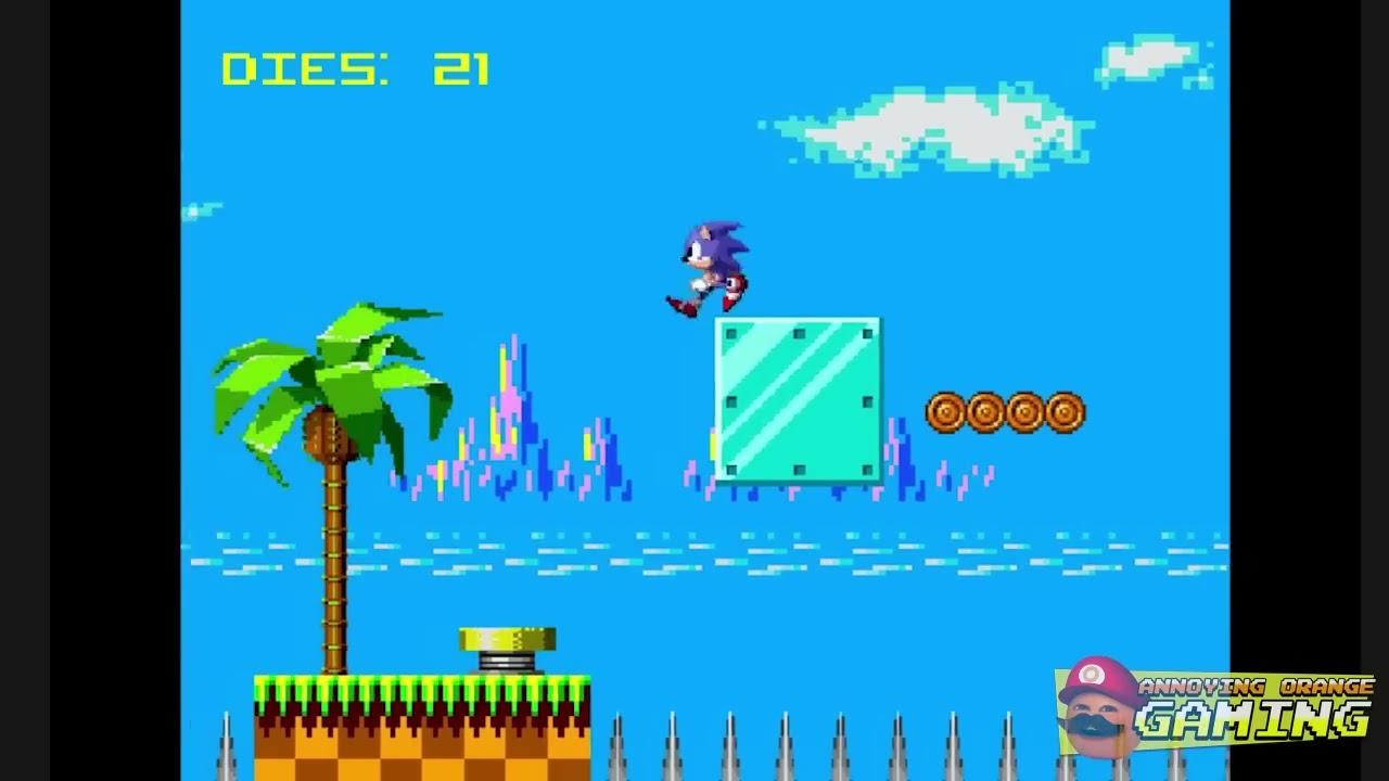 Annoying Orange – SONIC UNFAIR (Ragequit) w/ Pear