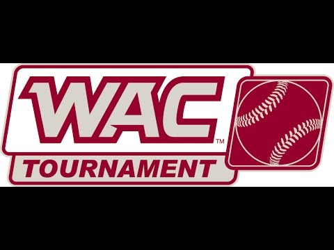 2015 WAC Baseball Tournament-Game 1