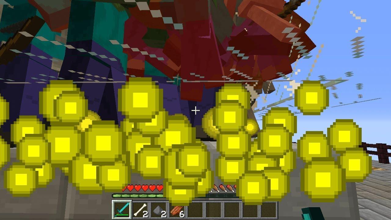 Minecraft JAVA Fastest mob XP farm without spawner tutorialmap