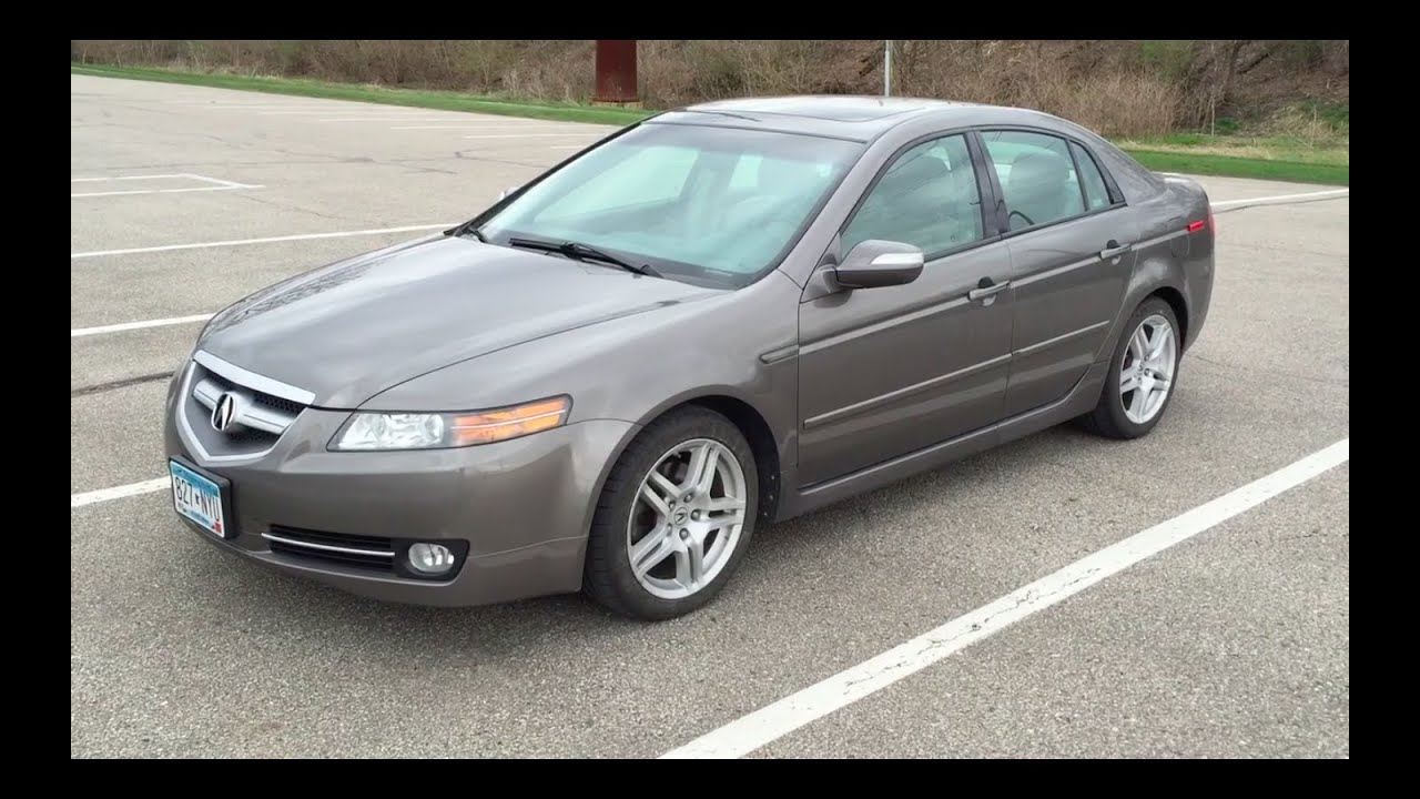 2016 Acura Tl >> 2008 Acura TL Reliability and Problems (3rd generation ...