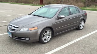 2008 Acura TL Reliability and Problems (3rd generation)