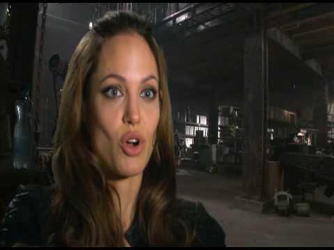 Angelina Jolie As Fox Hq