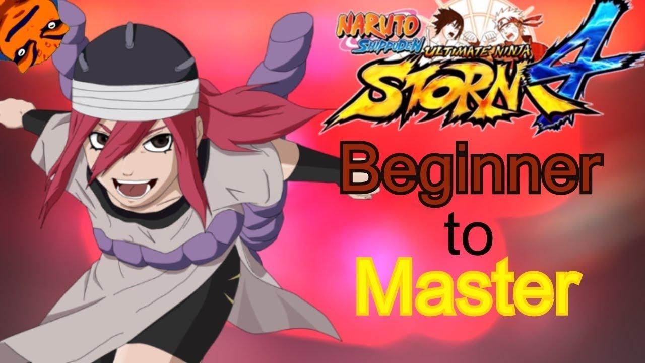 (Tayuya) - Beginner to Master - Naruto Shippuden Ultimate ...