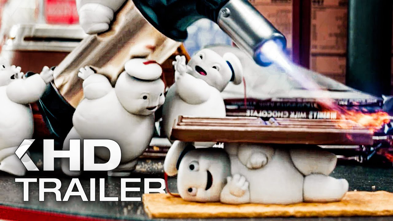 """Download GHOSTBUSTERS 3: Afterlife """"Baby Pufts Marshmallow Man"""" Trailer (2021)"""