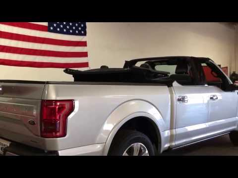 Ford F-150 convertible by NCE
