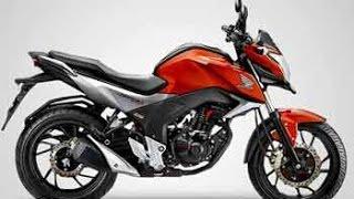 Raftaar la revisión de la Honda CB Hornet 160R