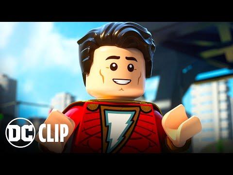 LEGO DC: Shazam! Magic and Monsters   Sneak Peek
