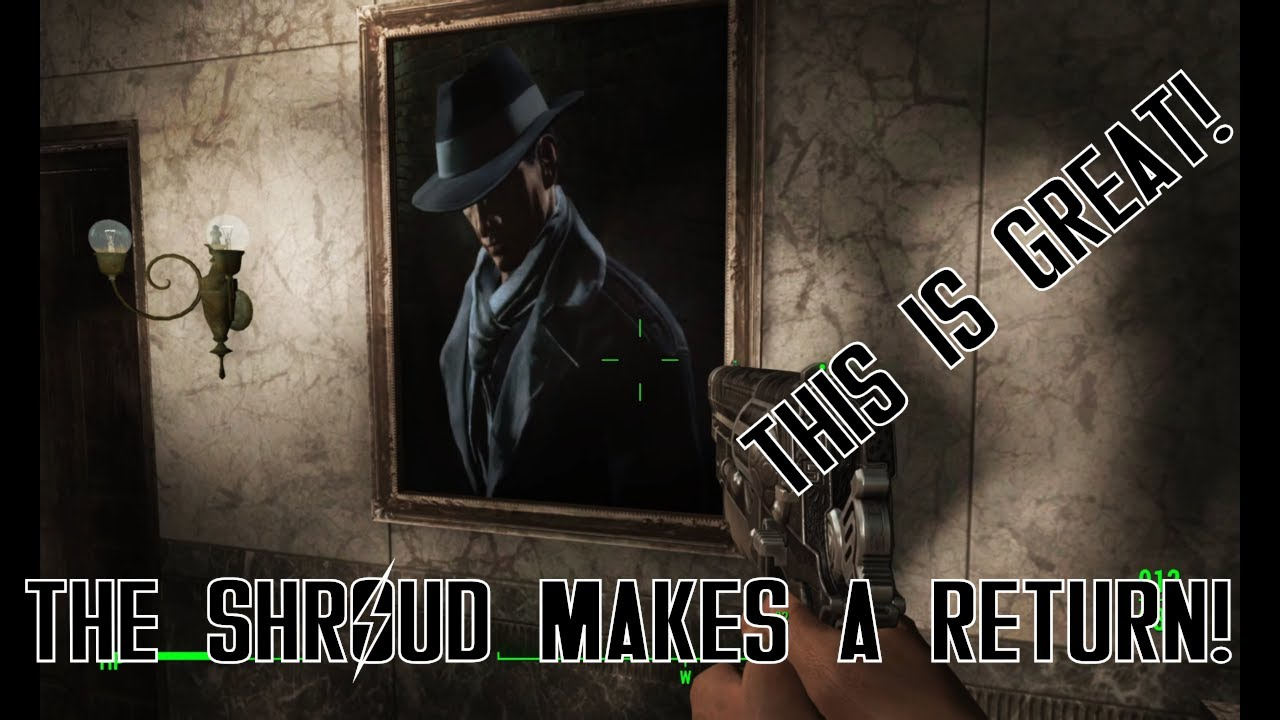 This Mansion Of Mystery! -- Shroud Manor -- Fallout 4 Creation Club Mod View