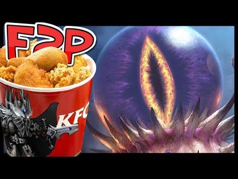 KFC F2P #3: To C'Thun, or Not to C'Thun