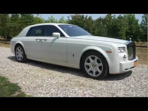 ~SOLD~2008 Rolls Royce Phantom For Sale~This is the Phantom~2008 North American Auto Show