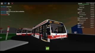 [ROBLOX] TTC Bus: Route 84 Shepard East Abfahrt