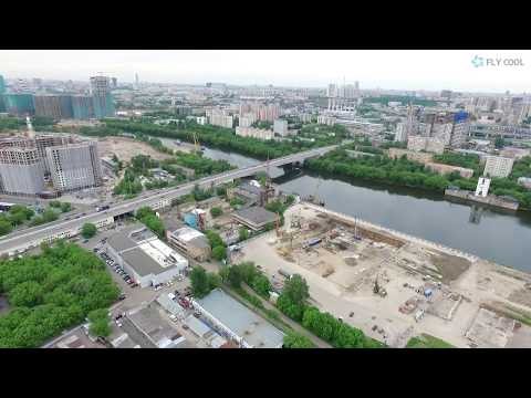 новостройки на западе москвы от застройщика карта 2016