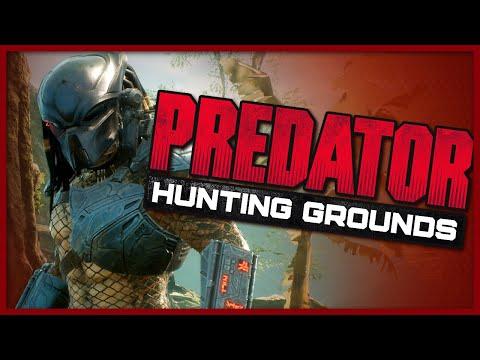 Kinda Funny vs. Al Tribesman in Predator: Hunting Grounds