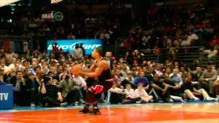 Derrick Rose Top 10 Dunks - 2010-2011 season (included Playoffs)