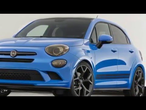2017 fiat 500x chicane version youtube. Black Bedroom Furniture Sets. Home Design Ideas
