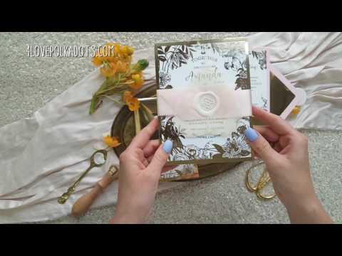gold-wedding-invitation-with-wax-seal