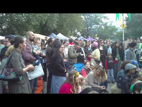 Medieval Festival, Fort Tryon Park, Manhattan, Sunday October 2, 2011