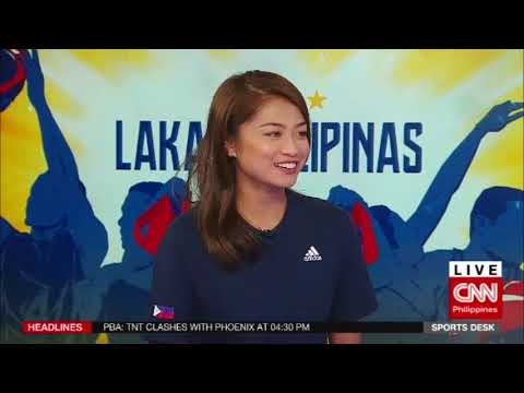 Pauline Lopez Brings Home Bronze In Taekwondo