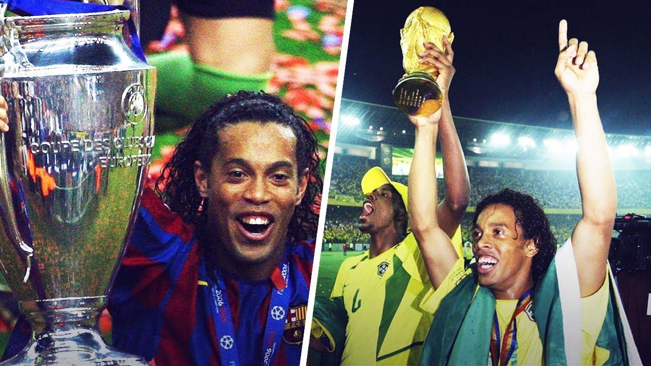 Ronaldinho dating historie