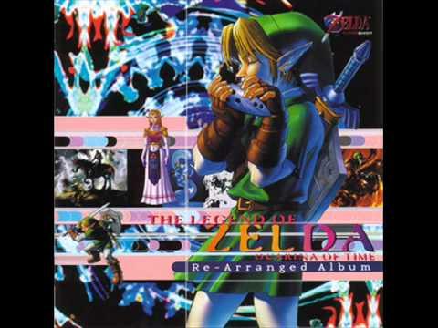 The Legend of Zelda Ocarina of Time Re-Arranged Album Track 6: Zelda's Theme
