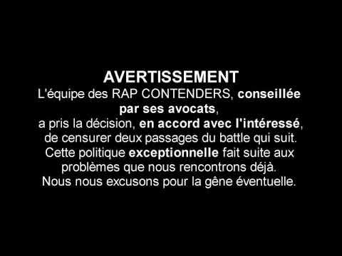 Rap Contenders (La Draft 1) - Wojtek VS Kof