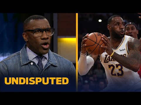 Lakers can blame loss to Raptors on LeBron's passiveness on offense — Shannon | NBA | UNDISPUTED