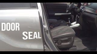 Suzuki Vitara 2017 MY door seal