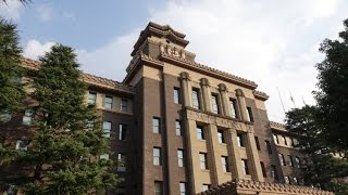 (4K)名古屋市役所 - Nagoya City Hall