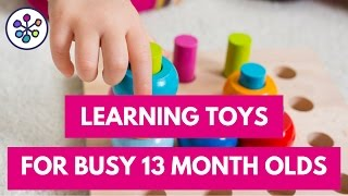 Fb Live - Learning Toys For Busy 13 Month Olds