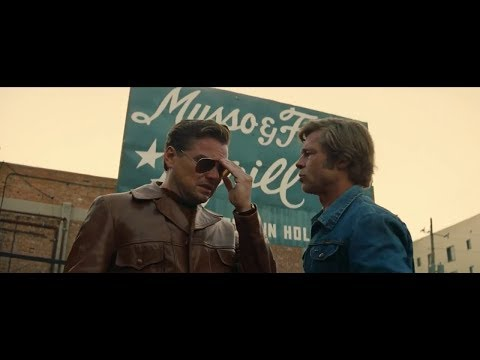 Once Upon A Time In Hollywood - don't cry in front of the Mexicans