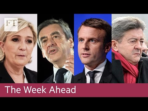 France votes, Unilever's first-quarter report   The Week Ahead