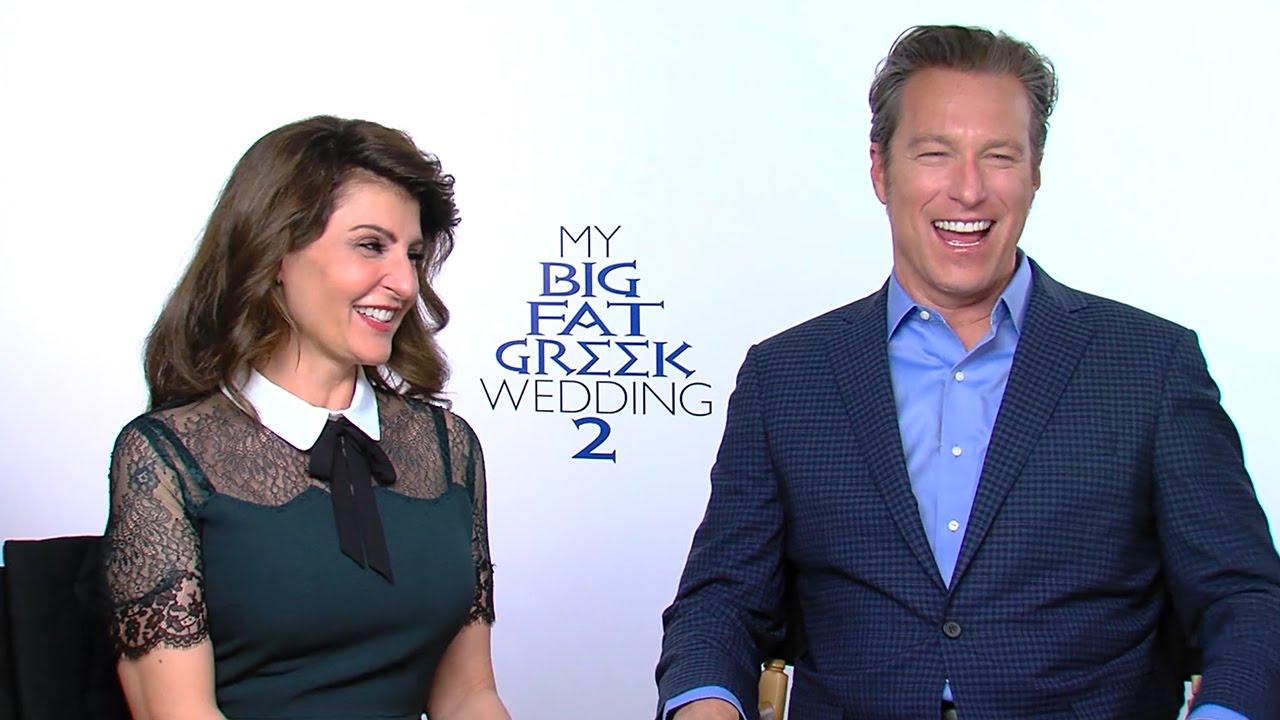 My Big Fat Greek Wedding Cast.My Big Fat Greek Wedding 2 Cast Talk Sequel