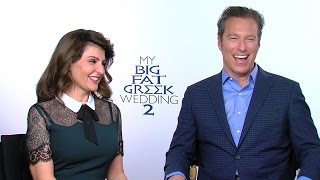 Video My Big Fat Greek Wedding 2 Cast Talk Sequel download MP3, 3GP, MP4, WEBM, AVI, FLV Juni 2017