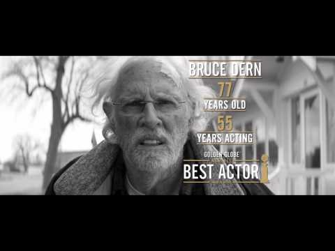 Nebraska Golden Globes Clip - Bruce Dern and Will Forte