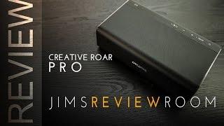 Creative Roar Pro Bluetooth Speaker - REVIEW
