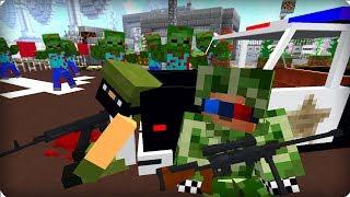 видео: Зря я вылез из бункера [ЧАСТЬ 22] Зомби апокалипсис в майнкрафт! - (Minecraft - Сериал)
