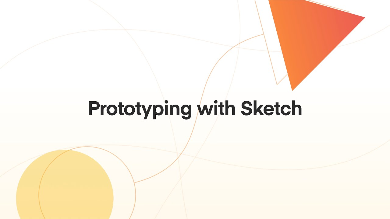 Prototyping in Sketch