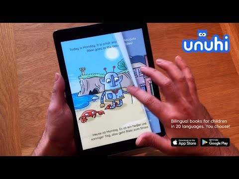 unuhi:-bilingual-book-app-for-children.-reading-kids'-stories-in-two-languages.